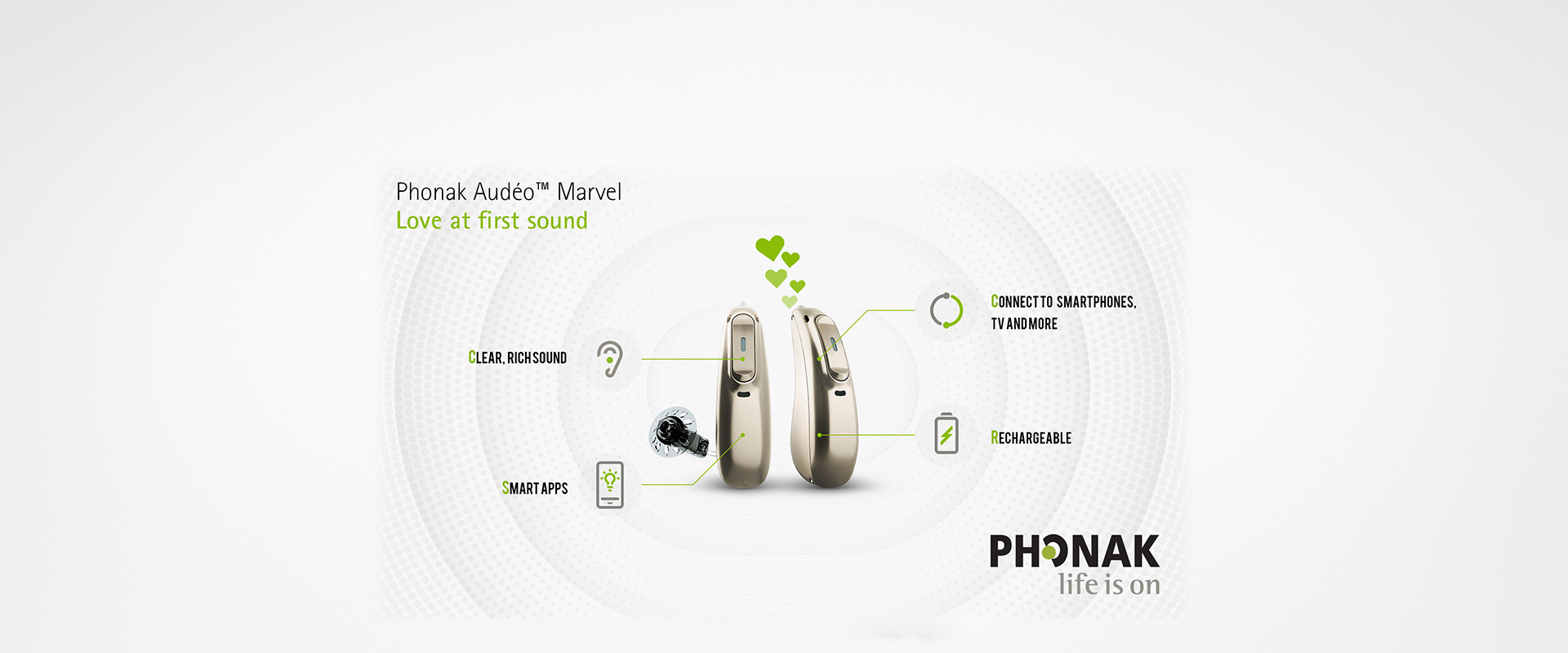 Phonak | Phonak Hearing Aids | Invisible Hearing Aids